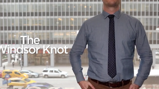 It's Time You Learned How to Tie a Full Windsor Knot