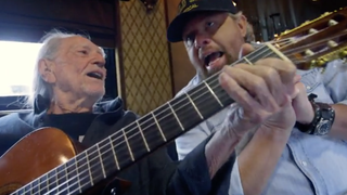 See Willie Nelson Smoke Weed in Toby Keith's New 'Wacky Tobaccy' Video