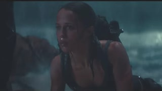 See Lara Croft Discover Destiny in Action-Packed 'Tomb Raider' Trailer