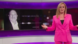 Samantha Bee to 'Creeps of Hollywood': 'We Know Who You Are'