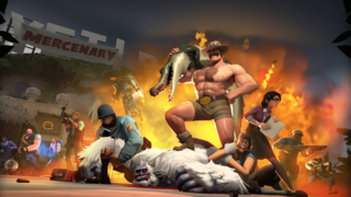 Next 'Team Fortress 2' Update Sends Players To Disease-Ridden Park