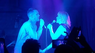 See Courtney Love, Justin Tranter Sing Selena Gomez's 'Hands to Myself'
