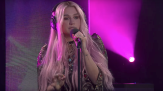 Watch Kesha's Tender Cover of Marshmello, Khalid's 'Silence'