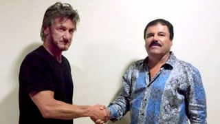 Watch El Chapo Answer Sean Penn's Questions for 'Rolling Stone' Interview: Video Footage
