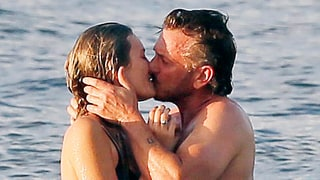 Sean Penn, New Girlfriend Leila George, 24, Make Red Carpet Debut After Packing on the PDA in Hawaii: All the Pics