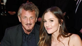 Sean Penn and Minka Kelly Look Like a Couple at Gala: What's Going On?