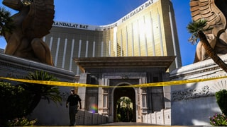 Las Vegas Shooting Security Guard Recounts Moments Before Attack on 'Ellen'