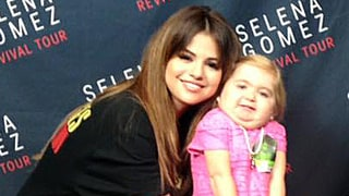 Selena Gomez Performs Dancing Duet With 7-Year-Old Viral Star Battling Rare Disease