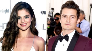 Selena Gomez, Orlando Bloom Left Club Together After Flirty Night: Watch the Video