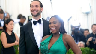 Serena Williams Introduces Baby Girl Alexis Olympia Ohanian Jr. With First Photo