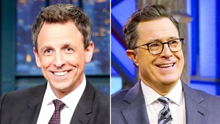 Seth Meyers, Stephen Colbert Skewer President Donald Trump's Transgender Rights Rollback