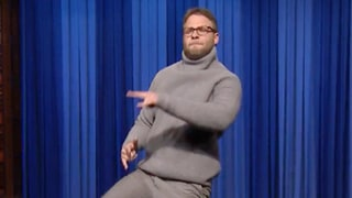 Seth Rogen Lip-Syncing Drake's 'Hotline Bling' Is Hilarious
