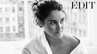 Shailene Woodley: My Family Is 'Super F--ked Up'