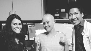 Shannen Doherty Thanks Radiation Team for Treatment: 'None of This Is Easy'