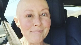 Shannen Doherty Dances During Workout One Day After Chemotherapy