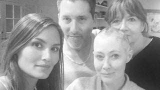 Shannen Doherty Debuts Completely Shaved Head After 'Impossibly Tough Day'
