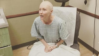 Shannen Doherty Shares Bald Photo as She Begins Radiation Treatment: 'It's Frightening to Me'