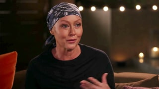 Shannen Doherty Shares Her Cancer Story With Chelsea Handler In Emotional, Tear-Filled Interview