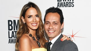 Marc Anthony and Shannon De Lima
