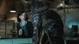 Merman Love Highlights Guillermo del Toro's 'The Shape of Water' Trailer