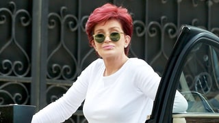 Sharon Osbourne Isn't Wearing Her Wedding Ring, But Ozzy Is: Photos