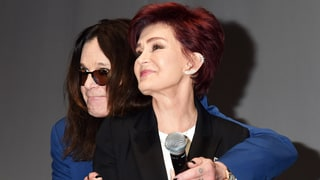 Sharon, Ozzy Osbourne Awkwardly Reunite to Announce Ozzfest Meets Knotfest — Watch the Cringeworthy Moment