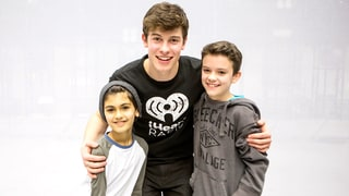 Shawn Mendes Mentors Young Musicians for an Upcoming Talent Show