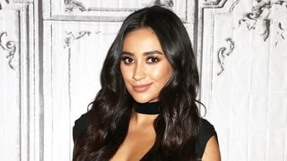 Shay Mitchell: Nick Jonas Was 'Slightly Worried' About My Bruises From 'Pretty Little Liars'