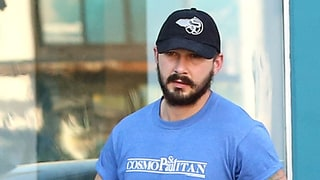Shia Is Buff