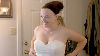 Sister Wives' Maddie Brown Realizes in Sneak Peek That Her Wedding Dress No Longer Fits