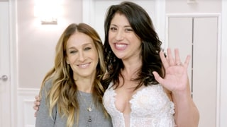 Watch Sarah Jessica Parker Surprise Three Unsuspecting Brides With Shoes at Kleinfeld's