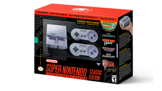 Nintendo's SNES Classic is Official and its Games are Majestic