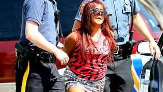 Snooki's Beach Day Gone Bad on 'Jersey Shore'