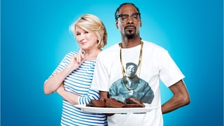 Snoop Dogg: Martha Stewart Got Me 'Tipsy' on 'Martha & Snoop's Potluck Dinner Party'