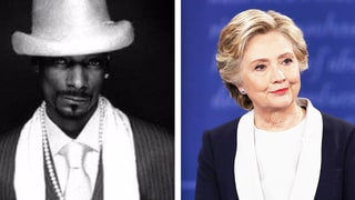 Hillary Clinton Agrees With the Internet: Death Row Records Influenced My Style