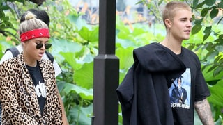 Justin Bieber and Sofia Richie Share Instagram Pics of Each Other in Japan