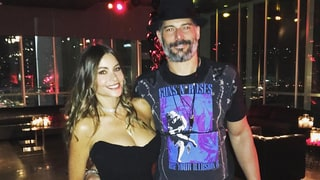 Joe Manganiello Celebrates 40th Birthday With Sofia Vergara and Celeb Friends at '80s Rock-Theme Party