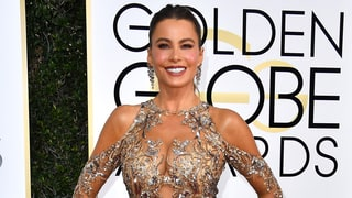 Sofia Vergara Says 'The Hollywood Foreign Press Association Has an Anal Tradition' at 2017 Golden Globes