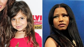 Farrah Abraham's Daughter Sophia, 6, Calls Nicki Minaj a 'Total Loser' in a New Video: Watch