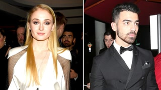 Sophie Turner and Joe Jonas Pack on the PDA at Golden Globes Afterparty