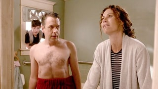 Minnie Driver and Co. Get Stuck in the Bathroom in 'Speechless' Sneak Peek: 'We're Going to Die in Here'