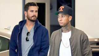 Tyga Parties With Scott Disick in Cannes After Kylie Jenner Split