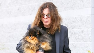 Ozzy Osbourne Resurfaces Following Split From Wife Sharon Osbourne
