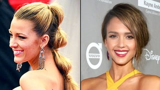 Three Celeb-Inspired Holiday Hairstyles That Take 10 Minutes or Less