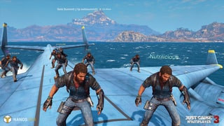 Fan-Made 'Just Cause 3' Multiplayer Mod Released For Steam