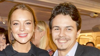 Yes, Lindsay Lohan Really Is Engaged to Egor Tarabasov