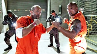Dwayne Johnson, Jason Statham to Star in 'Fast & Furious' Spin-Off