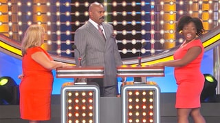 Steve Harvey Flips Off 'Family Feud' Answer Board After This Hilarious Response
