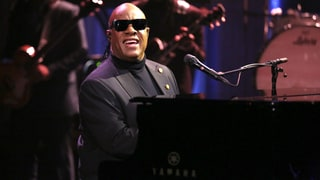 Watch Stevie Wonder's Glowing Tribute to Michelle Obama on 'Fallon'