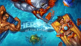 Summer Vacation Comes to Blizzard's 'Heroes Of The Storm'